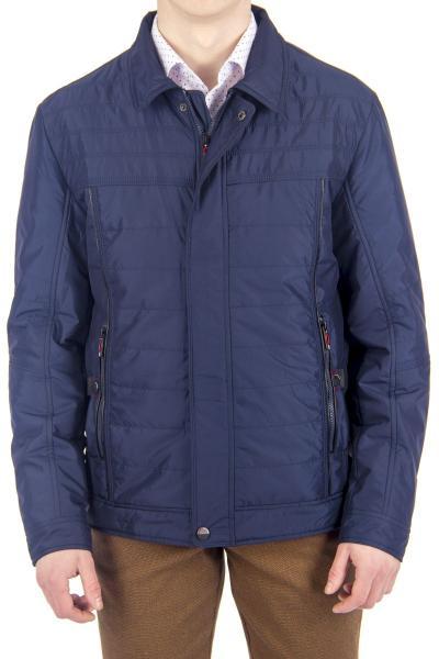 1.01-SAZ-BM8908-90 куртка дем т.синяя