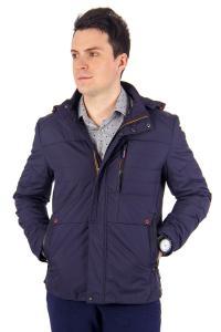 Фото Мужская одежда, куртка демис 1.01-SAZ-DJ2906-78 куртка дем т.синяя