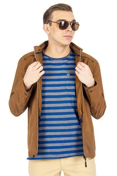 1.03-SAZ-D855-35 куртка лето коричневая
