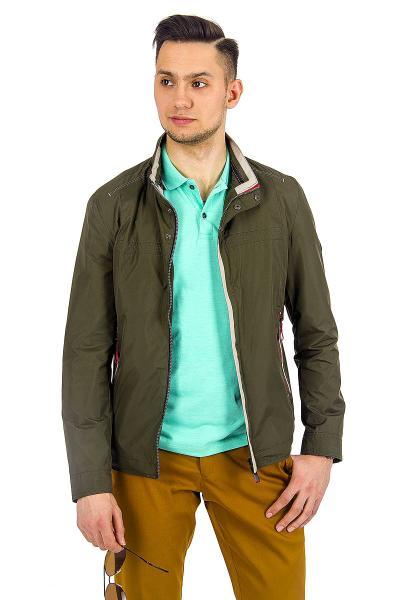 1.03-SAZ-D857-34 куртка лето зелёная
