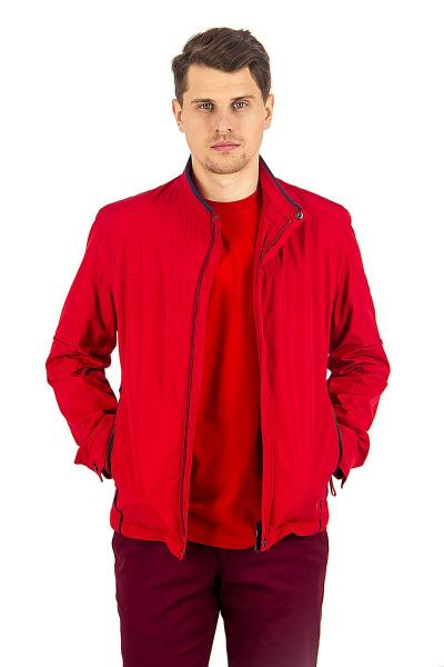 1.03-SAZ-D859-23 куртка лето красная