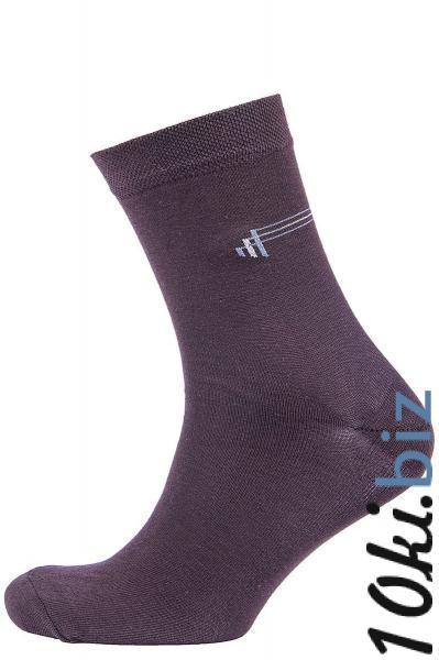 1.1Л-03-03 носки коричневые Мужские носки в Москве