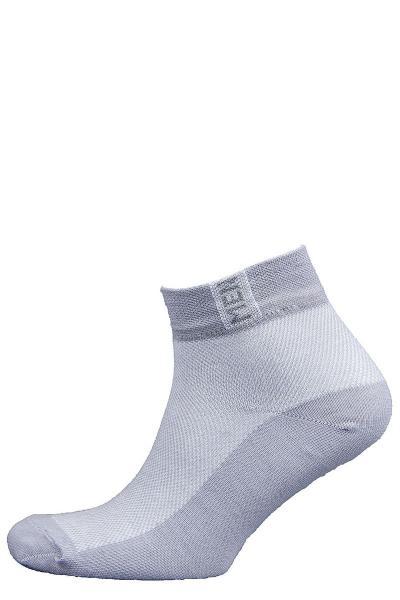 1.1Л-15-02 носки лето серые укороченные