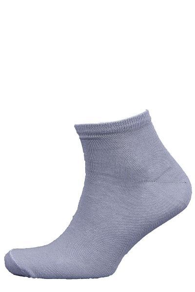 1.1Л-29-03 носки лето серые укороченные