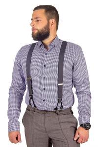 Фото Мужская одежда, брюки и шорты 10-184 брюки дем диз