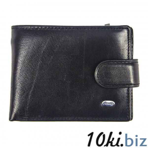 2.07-140671-0001 кошелёк черный Мужские кошельки в России