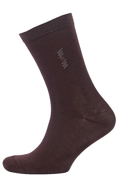 2.1-SV-01-03-04 носки коричневые