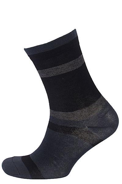 2.1-SV-03-06-02 носки бамбук т.серые