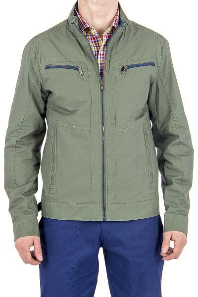 20.03-DOM-D5552-7 куртка лето зелёная
