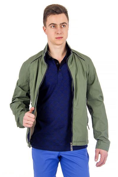 22.03-RMH-R1855-4 куртка лето зелёная