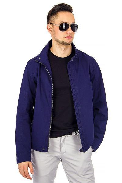 22.03-RMH-R1861-2 куртка лето тёмно-синяя