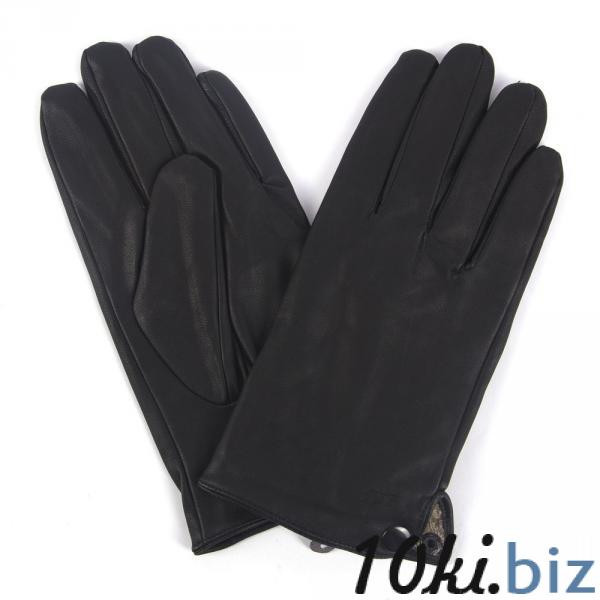4.02.01-N2-PK-0004 перчатки мужские чёрные Мужские перчатки в России