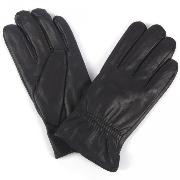 4.02.03-N2-M-1-147 перчатки мужские чёрные