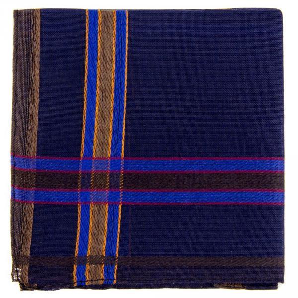 71.001.001.017 платок носовой квадр узор средн разна в конв