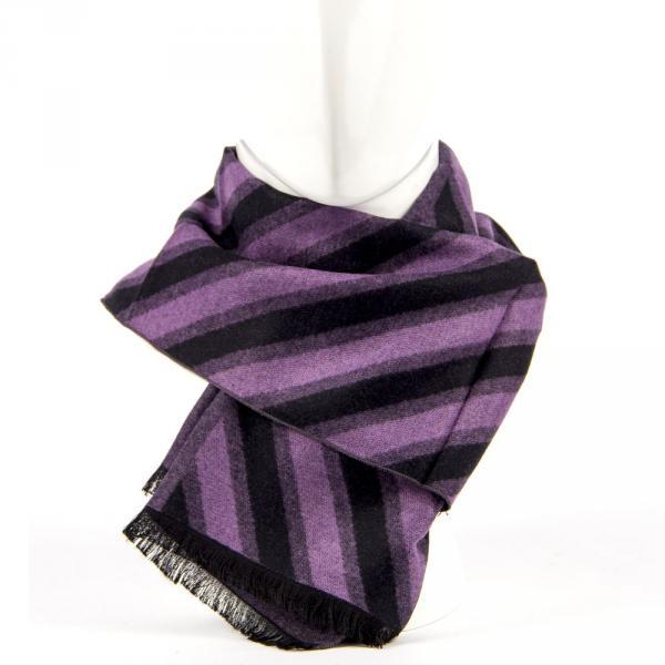 8.02.01.001.088 шарф широкий обычный т.сиреневый
