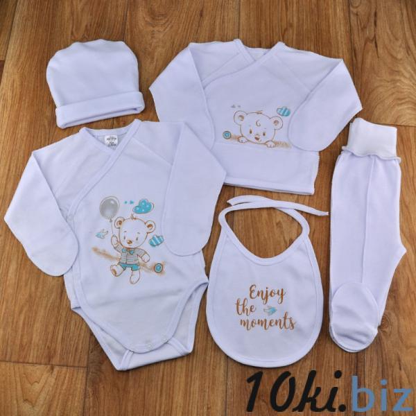 Комплект для хлопчиків 3114 ВС купить в Ивано-Франковске - Костюмы и наборы для новорожденных