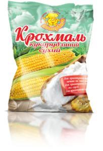 Фото Приправы и специи Крохмал кукурузный, 250 г.