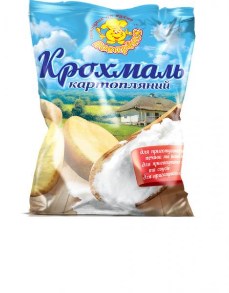 Крохмал картофельный, 330 г.