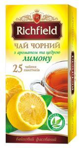 Фото Чай ,кофе,капучино, какао Чай черный Лимон