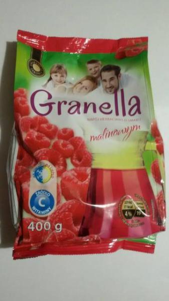 "Чай гранулированный ""Granella"" малина 400 грамм"