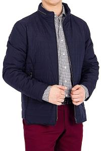 Фото Мужская одежда, куртка демис 21.01-ELI-MENS-618-M5 куртка дем т.синяя