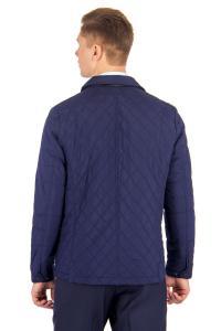 Фото Мужская одежда, куртка демис 21.01-ELI-MENS-887-M6 куртка дем т.синяя
