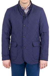 Фото Мужская одежда, куртка демис 21.01-ELI-MENS-896-M6 куртка дем т.синяя