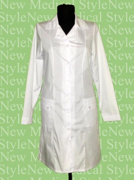Фото Женская одежда Халат «Классика» длинный рукав.