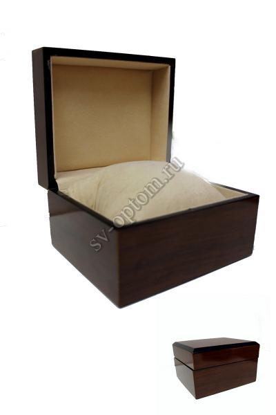 """Коробочка для колец  """"Корпус из дерева"""" """"арт. 117-011"""