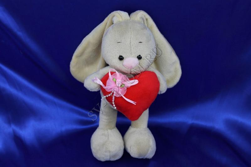 Кролик Высота: 25 см. арт. 129-077
