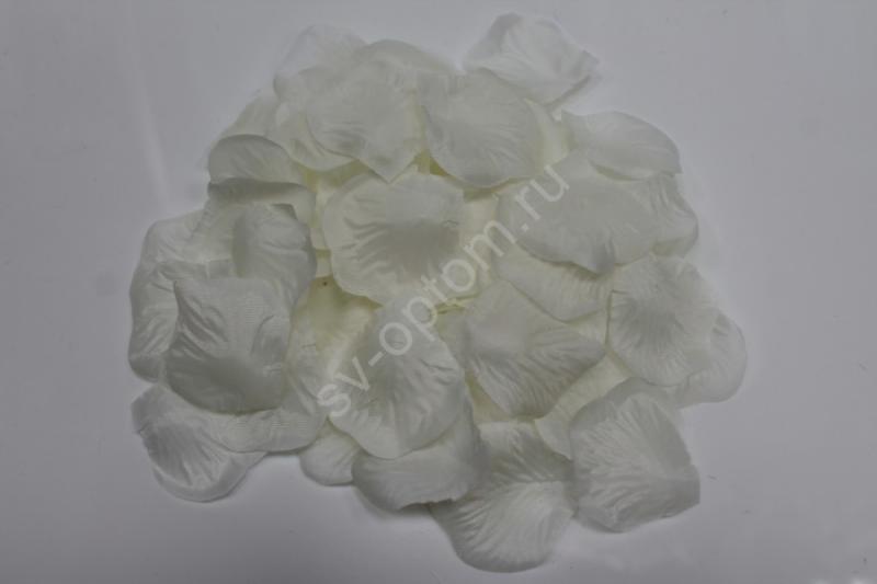 Лепестки роз айвори арт. 077-045