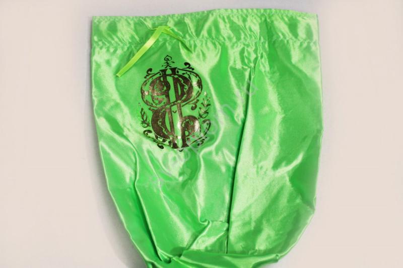 Мешочек для денег салатовый арт. 071-138