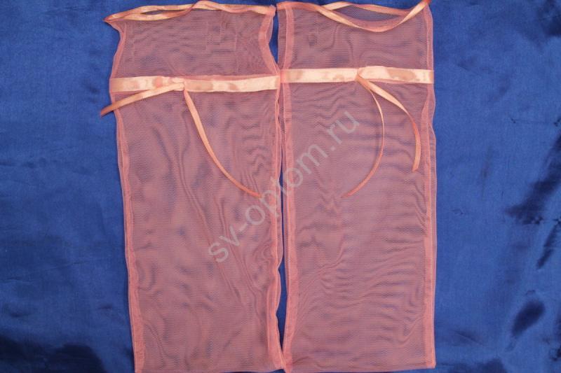 Мешочки для битья бокалов (розовый) 40х20см арт. 045-544