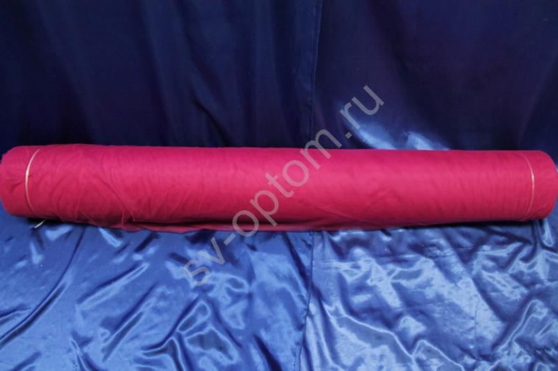 """Мягкая сетка.""""Фатин лайкра"""" Цвет: малиновый. 200м х 155см  арт055 (Цена за 1 метр)"""