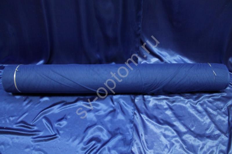 "Мягкая сетка.""Фатин лайкра"" Цвет: синий. Длина 200м х 155см арт060 (Цена за 1 метр)"