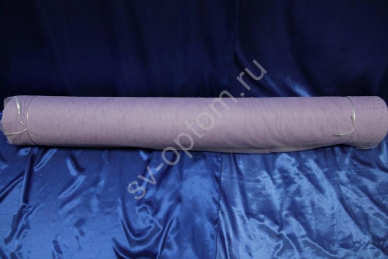 """Мягкая сетка.""""Фатин лайкра"""" Цвет: сиреневый. Длина 200м х 155см арт057 (Цена за метр)"""