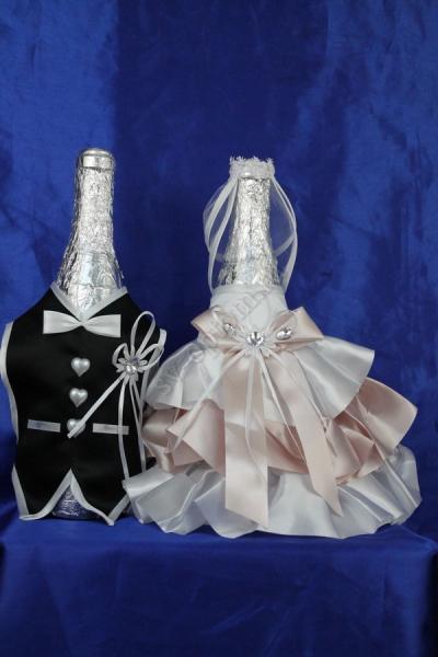 Одежда на шампанское пудра,арт.047-062