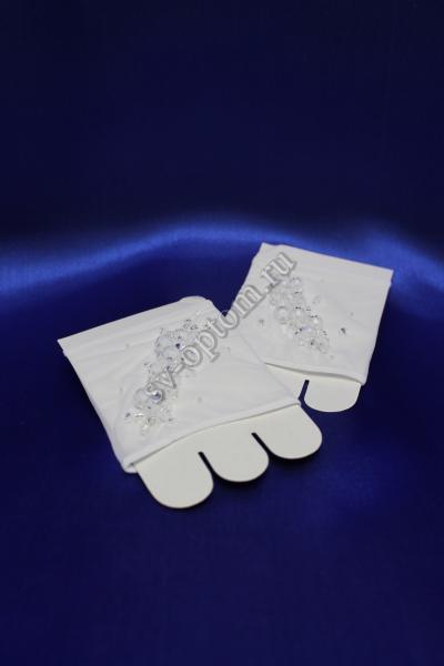 Перчатки Цвет: Белый. арт. 023-082