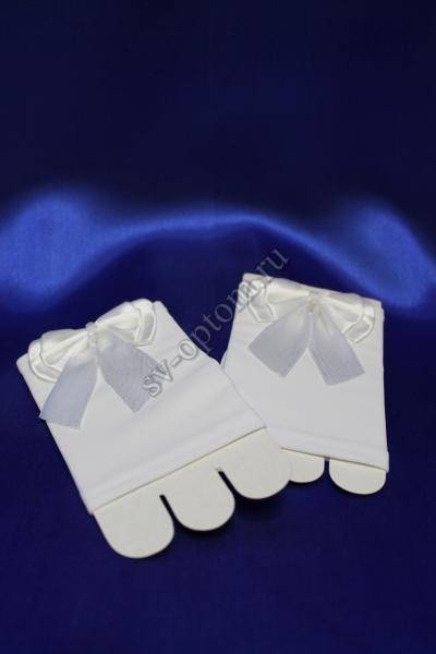 Перчатки Цвет: Белый. арт. 023-147