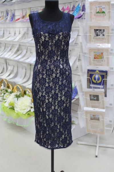 Платье вечернее Размер 36,38,40,42. арт. 012-023