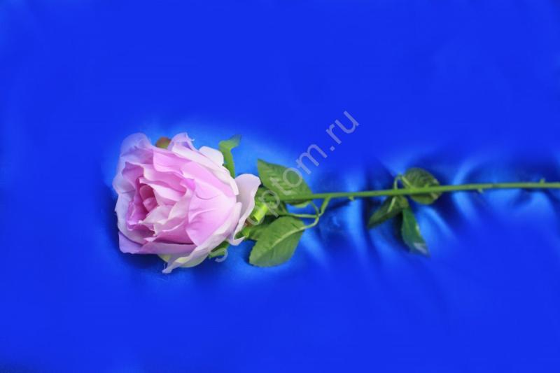 Роза сиреневая на стебле арт. 138-140