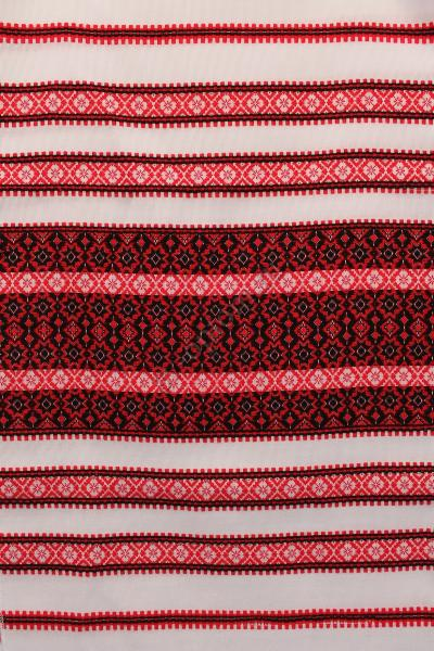 Рушник  тканый, орнамент.  арт.070-015