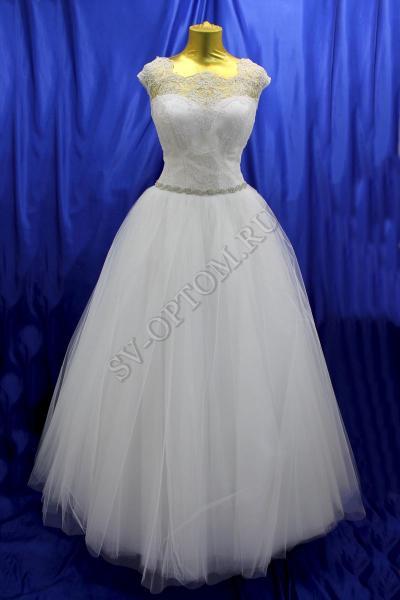 Свадебное платье Цвет:  №1131 раз. 54. арт. 011-084