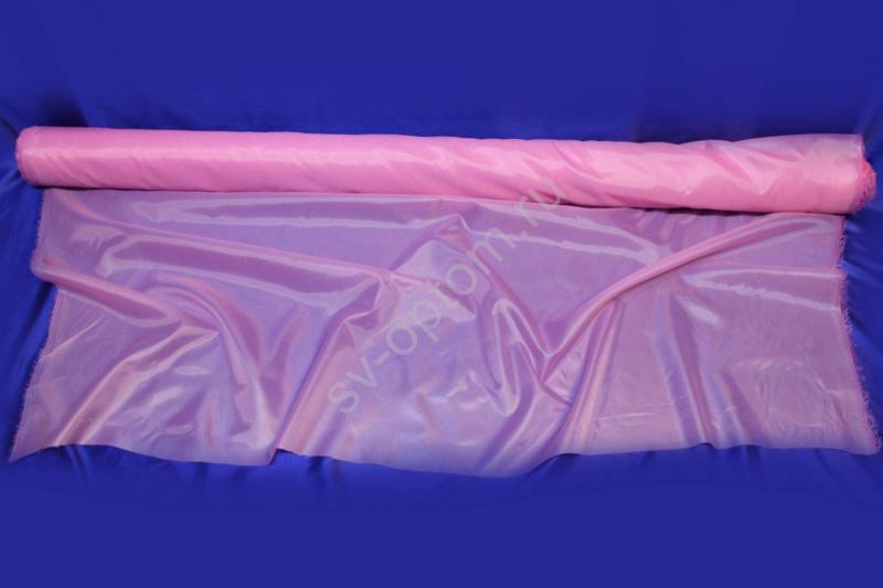Ткань капрон розовая длина 100м ширина 150см арт.9-003