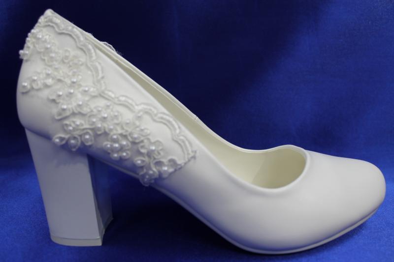 Туфли С-321 Цвет: Белый р. 36-41