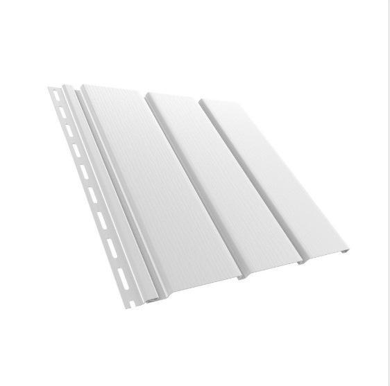Софіт Budmat панель б/перфорації колір білий 3 м