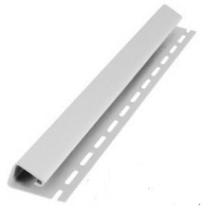 Софіт Budmat планка J колір білий 3 м