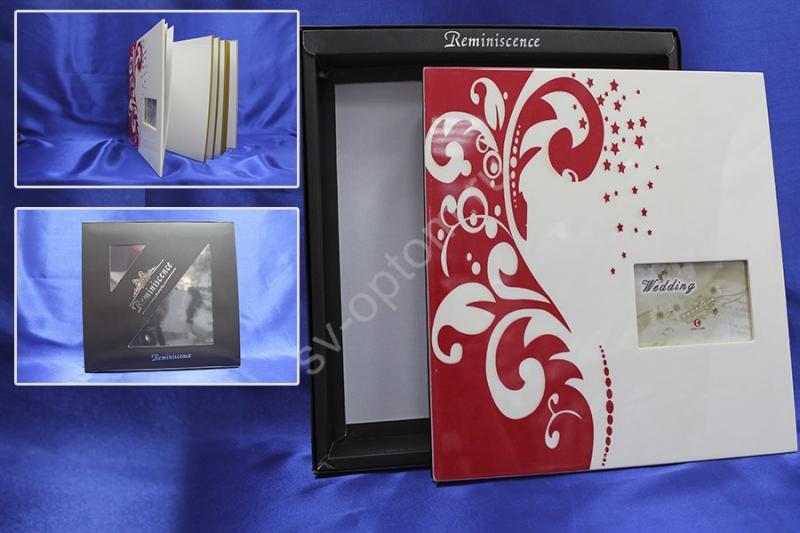 Фотоальбом (35х37см) магнитный арт. 069-032