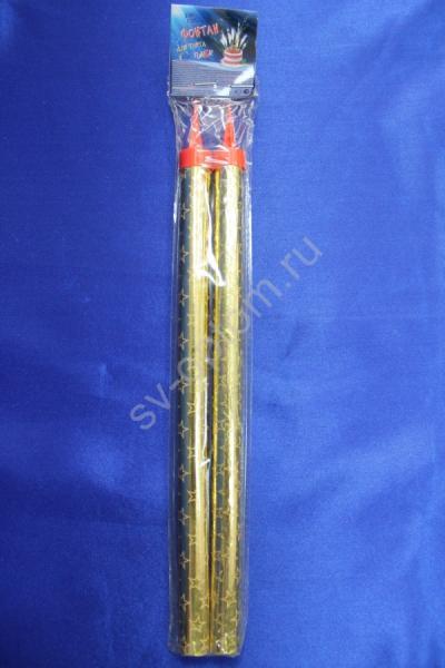 Холодные фонтаны в торт высота 25 см (1 упаковка) арт. 052-010