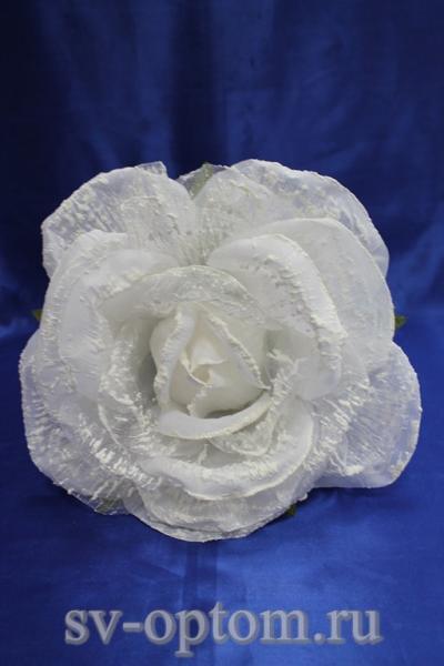 Цветок белый (250 мм) арт. 138-161